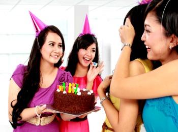 Сочинение поздравления с днем рождения лучшей подруге