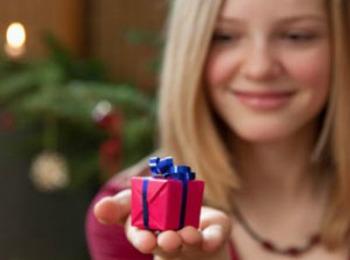 Маленький подарочек