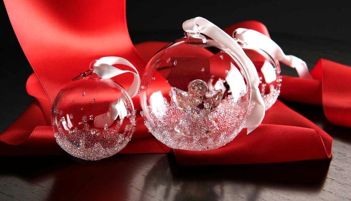 Стильные новогодние украшения для подарка коллегам по работе