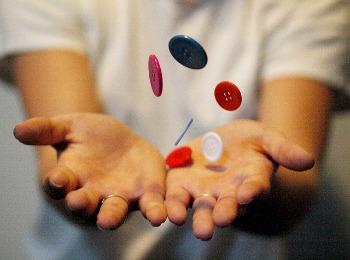 Игра с пуговицами