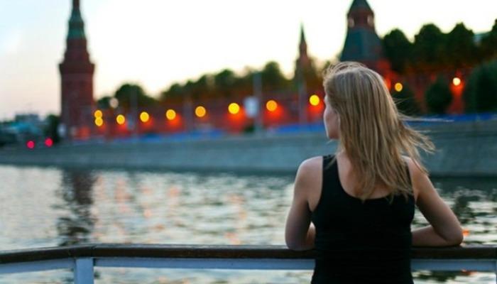 Экскурсия по вечерней Москве