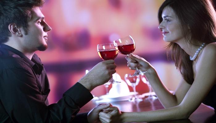 Романтический ужин для двоих