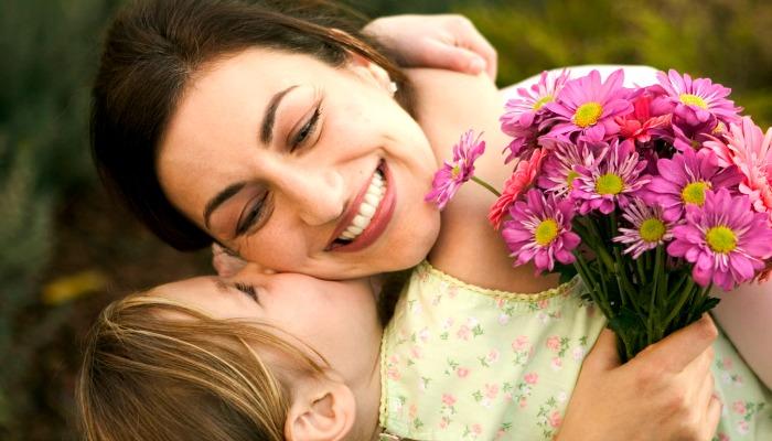 Букет для любимой мамочки