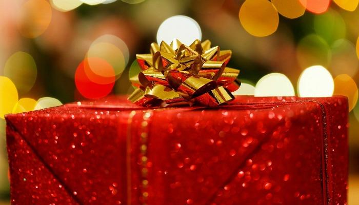 Подарок под ёлку