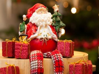 Фигурка Санта Клауса