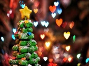 Смешная новогодняя елочка