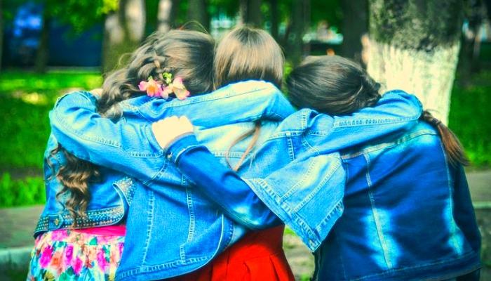 Три подруги