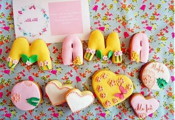 Печенье на семейное торжество